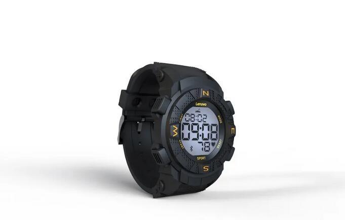 联想推出Ego智能手表:50米防水,续航约20天,约合人民币194元