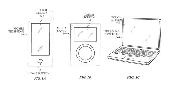 苹果正在研究一种新版Touch ID:仍在研...