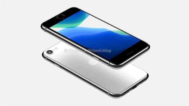 苹果将从2月开始量产新款低价iPhone并在三月正式发布