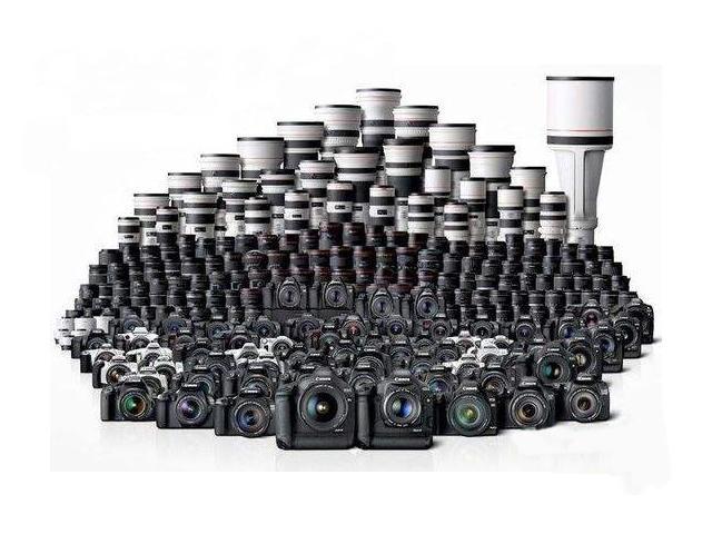 新手如何选择单反相机呢?快看