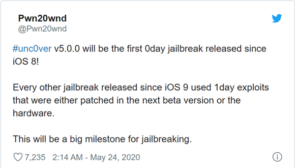 有了这款越狱软件 所有iPhone设备都可能被解锁