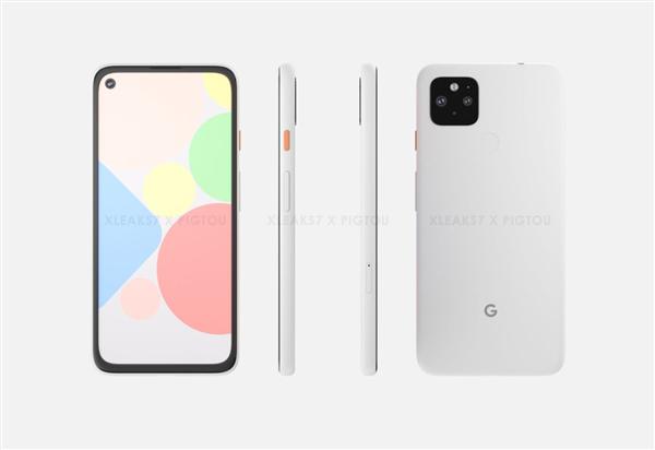 谷歌Pixel 4a XL渲染图首曝:新机夭折 不会发布
