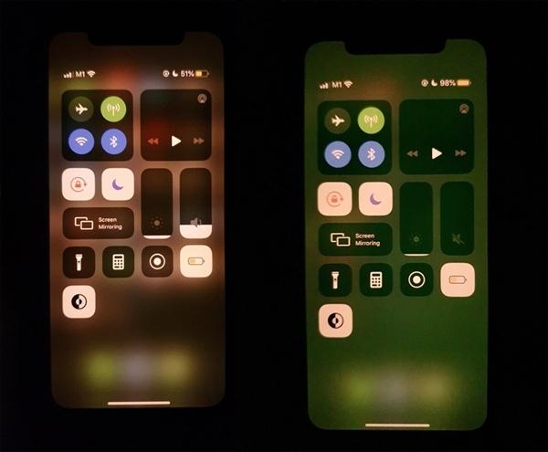 """苹果回应iPhone 11""""绿屏""""问题:确收到反馈 若是硬件问题可保修"""