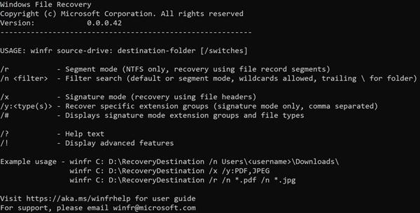 微软官方上线文件恢复工具:拯救误删数据