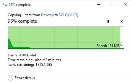 三星发布870 QVO固态盘:2.5寸SATA、1~8TB可选