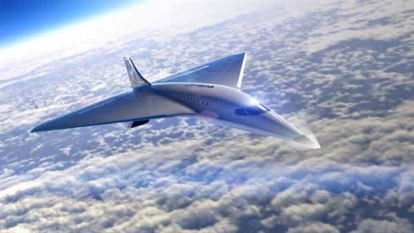 维珍银河发布速度最快客机:比音速快3倍、外形超科幻