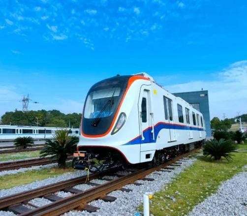 设计时速80公里 中国轨道交通装备产品即将首次服务墨西哥