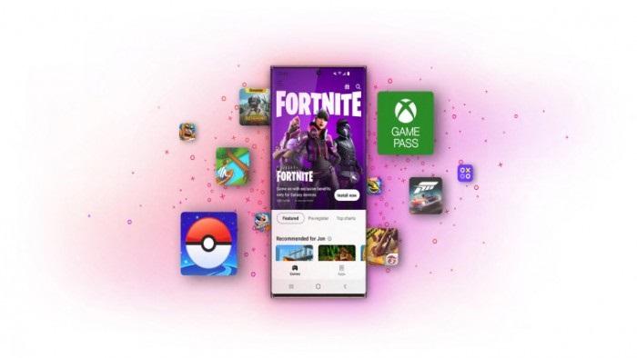 三星重新设计应用商店 游戏频道成主推区域