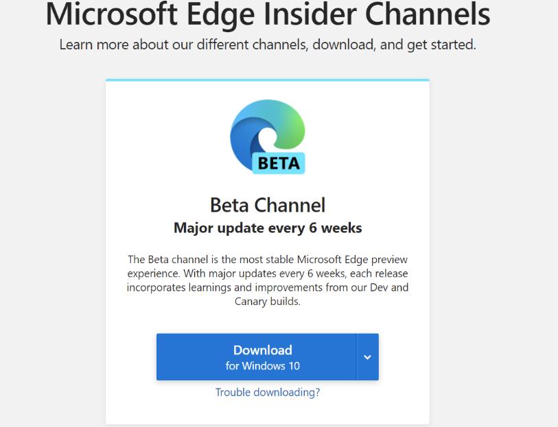 微软Edge浏览器Beta版登陆Linux 与其它...